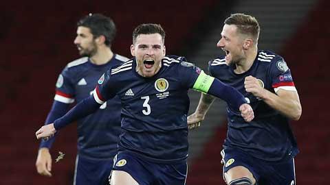 Anh vs Scotland: Phải dè chừng Robertson