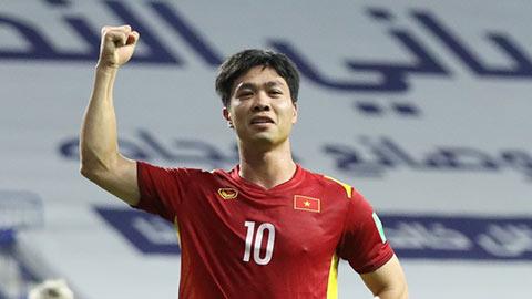 Vùng nước lợ của đội tuyển Việt Nam