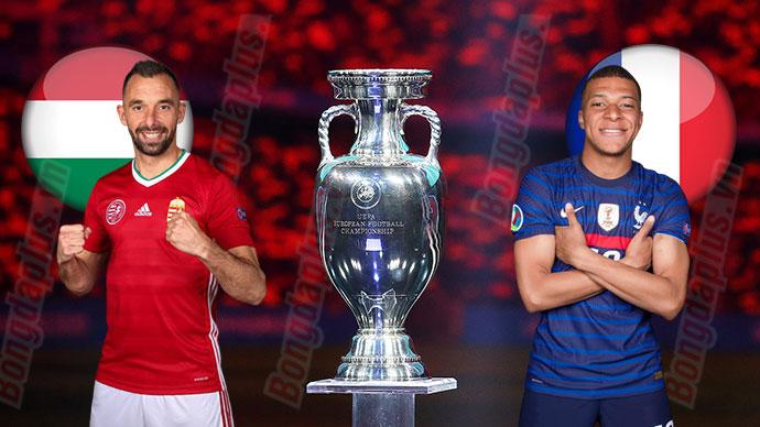 Nhận định bóng đá Hungary vs Pháp, 20h00 ngày 19/6:...