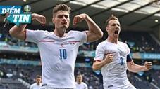 Điểm tin EURO 19/6: Patrik Schick vượt Ronaldo dẫn đầu Vua phá lưới EURO