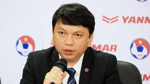 'Kế hoạch thi đấu của ĐT Việt Nam sẽ hài hòa với lịch V.League'