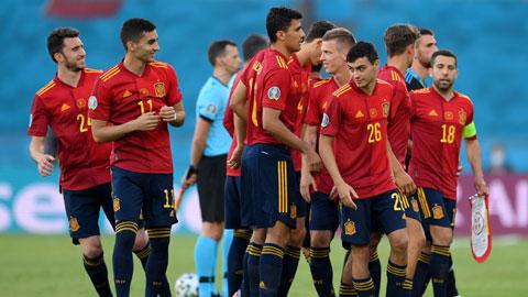 ĐT Tây Ban Nha chỉ cần ghi được bàn thắng là trở nên hoàn hảo