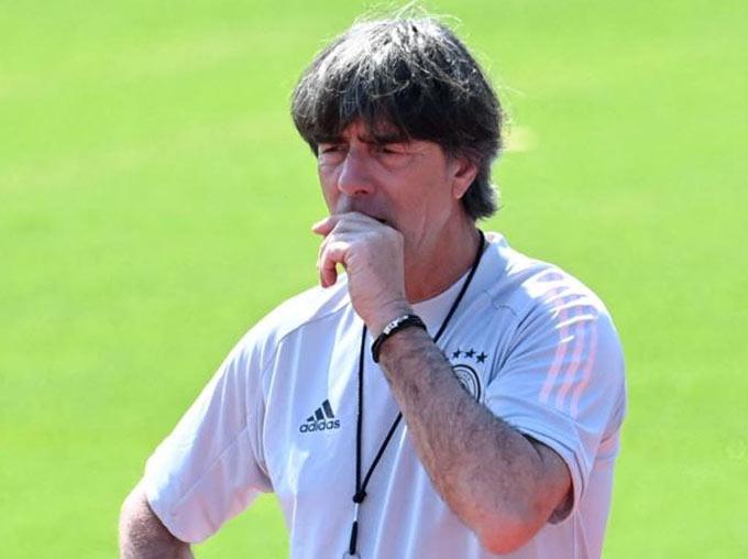 HLV Joachim Loew cần có sự thay đổi cho ĐT Đức khi đấu với ĐT Bồ Đào Nha