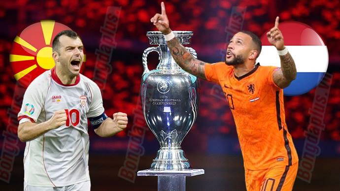 Nhận định bóng đá Bắc Macedonia vs Hà Lan, 23h00 ngày 21/6: Tuần lễ hoàn hảo