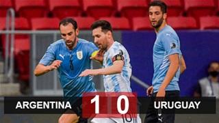 Messi tiếp tục tỏa sáng, Argentina có chiến thắng đầu tiên