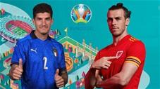 Italia sẽ dùng đội hình nào đấu Wales