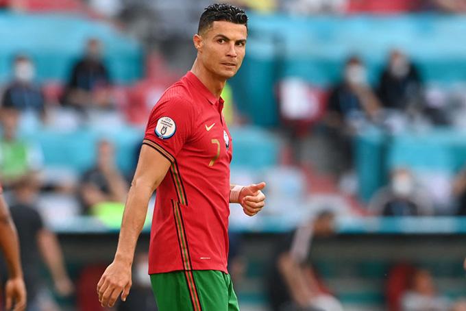 Ronaldo đã tỏa sáng với 1 bàn thắng và 1 đường kiến tạo