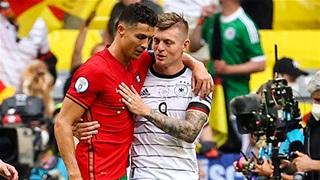 Cục diện bảng F EURO 2020: Bồ Đào Nha trước nguy cơ bị loại