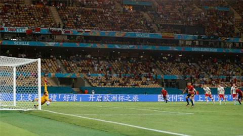 """Tường thuật Tây Ban Nha 1-1 Ba Lan<span class=""""lived""""></span>"""