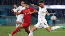 10 cầu thủ chạy nhanh nhất EURO 2020
