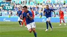 Điểm tin EURO 21/6: Italia đi vào lịch sử EURO, cân bằng kỉ lục siêu khủng