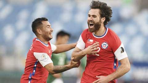 Uruguay cần đề phòng Ben Brereton khi đối đầu Chile