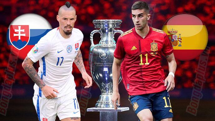 Nhận định bóng đá Slovakia vs Tây Ban Nha, 23h00 ngày 23/6: Hết giờ 'đi trên dây' rồi, Luis Enrique!