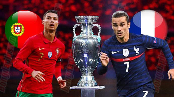 Nhận định bóng đá Bồ Đào Nha vs Pháp, 02h00 ngày 24/6: Chiến đấu vì ngôi đầu