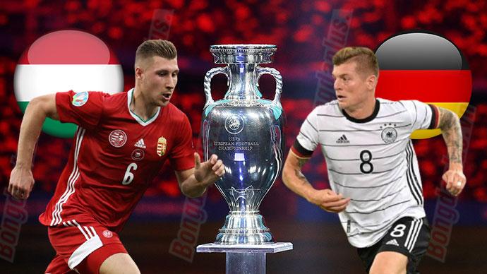 Nhận định bóng đá Đức vs Hungary, 02h00 ngày 24/6: Tiếp đà thắng to