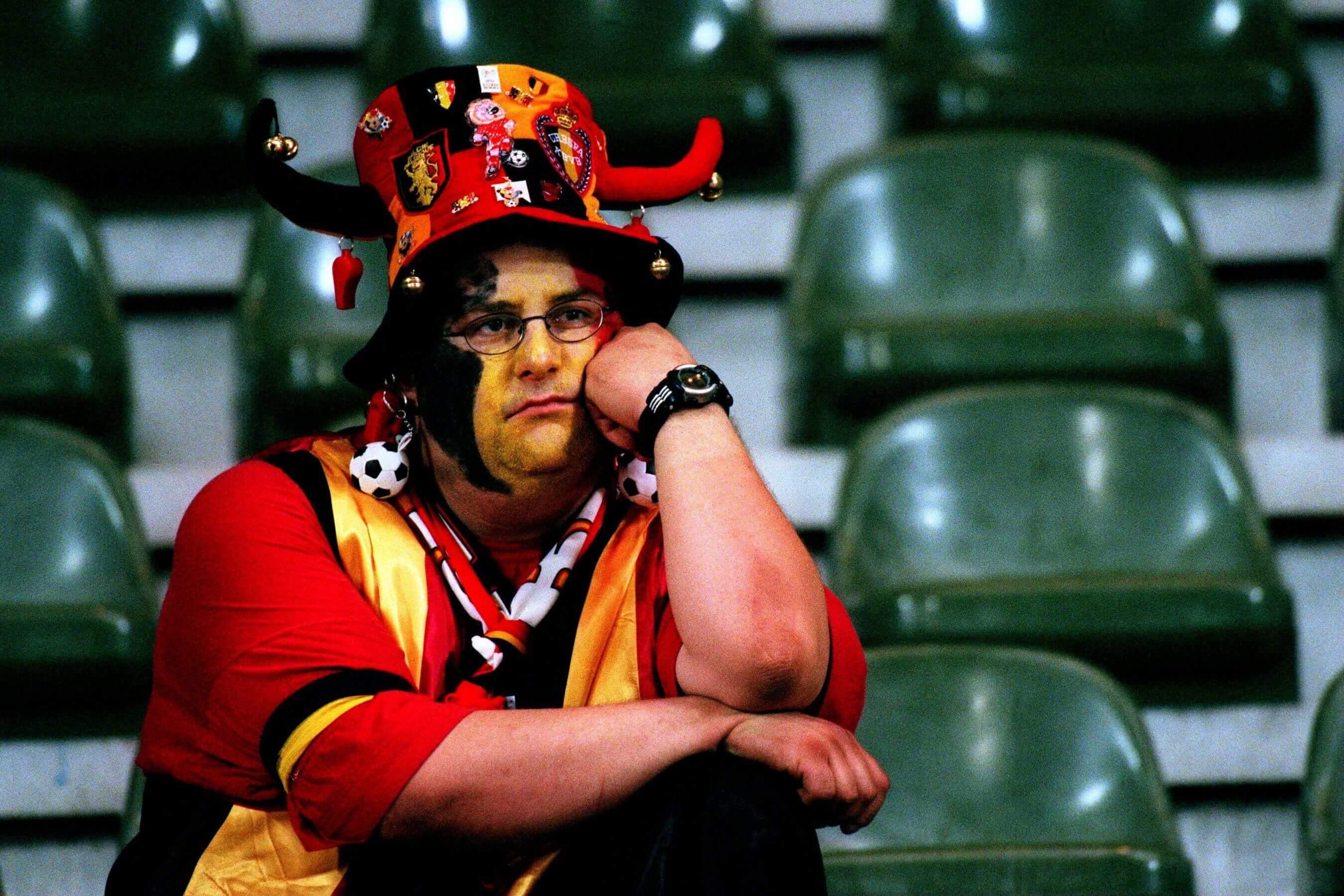 Nỗi đau đó đã bắt bóng đá Bỉ phải đập đi làm lại từ đầu, và phải mất hơn 20 năm mới nhảy vọt thành ĐT số một thế giới