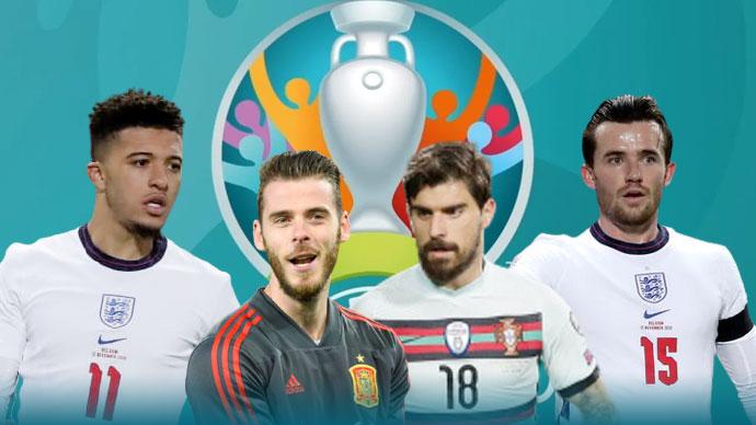 EURO 2020: Sancho & những ngôi sao vẫn chưa được chào sân