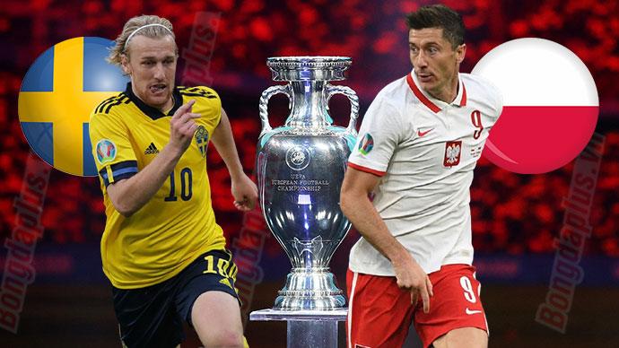 Nhận định bóng đá Thụy Điển vs Ba Lan, 23h00 ngày 23/6: Chia tay Ba Lan