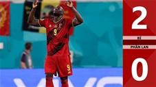 Bỉ vs Phần Lan: 2-0, Lukaku nổ súng, Bỉ toàn thắng vòng bảng