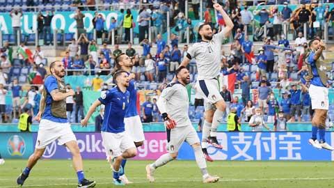 ĐT Italia: Sự trở lại của phiên bản EURO 2000