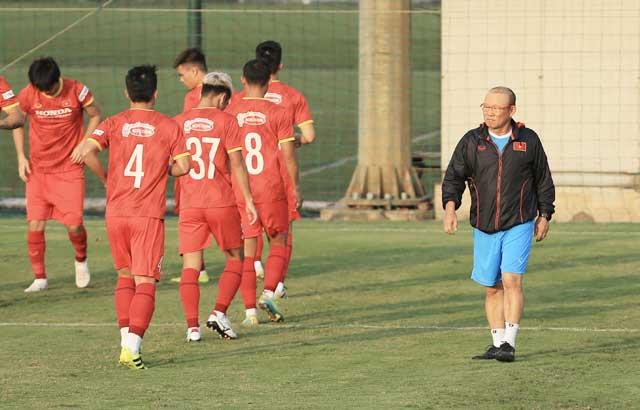 HLV Park Hang Seo sẽ phải sớm lên kế hoạch khoa học nhất cho các giải đấu mà các ĐT Việt Nam tham dự - Ảnh: Đức Cường