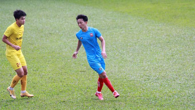 Châu Ngọc Quang đến Hải Phòng với bản hợp đồng cho mượn 1,5 mùa giải từ HAGL