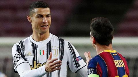 Barca dùng 3 cầu thủ để 'câu' Ronaldo về sát cánh cùng Messi