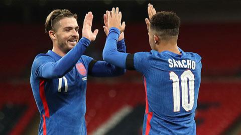 Đội hình dự kiến Czech vs Anh: Sancho, Grealish, Maguire xuất chiến?