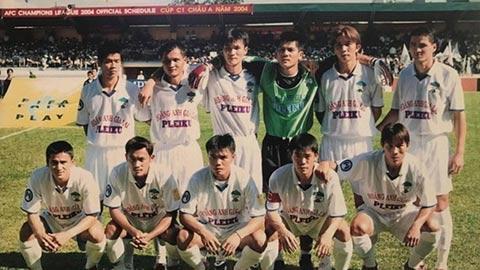 HAGL: Đội bóng Việt Nam hay nhất ở AFC Champions League