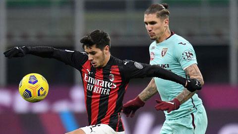 Tương lai của Brahim Diaz vẫn ở Milan