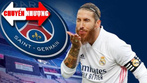 Tin chuyển nhượng 22/6: Ramos ưu tiên PSG hơn MU
