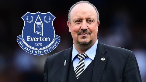 Benitez tiến sát tới Everton bất chấp sự phản đối của CĐV