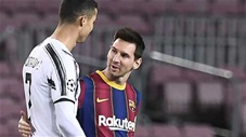 Lý do gì khiến Barca mời Ronaldo về thi đấu cùng Messi