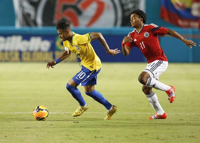 Nhận định bóng đá Brazil vs Colombia, 07h00 ngày 24/6