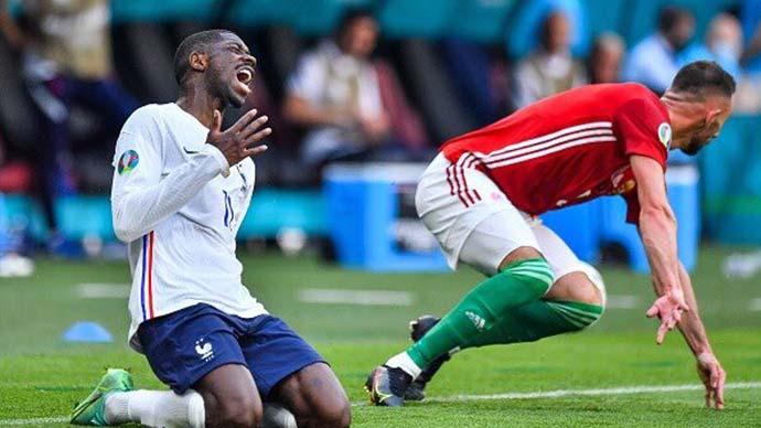 Barca đòi FIFA bồi thường chấn thương của Dembele