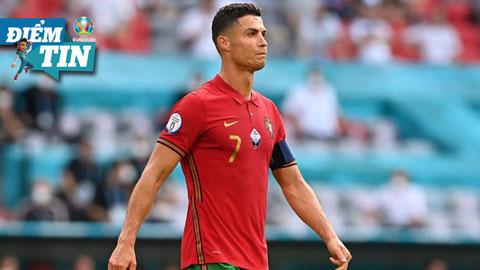 Điểm tin EURO 24/6: Ronaldo san bằng kỷ lục ghi bàn thế giới
