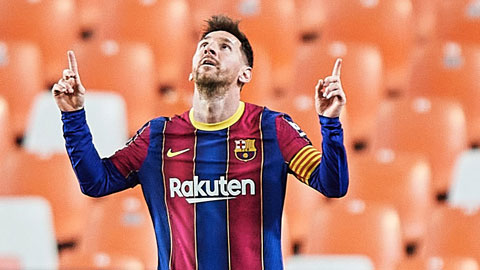Messi sẽ gia hạn với Barca đến năm 2023