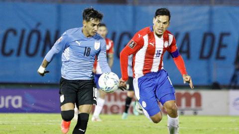 Facundo Torres, hy vọng mới của Uruguay