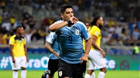 ĐT Uruguay sẽ có thắng lợi đầu tiên tại Copa America