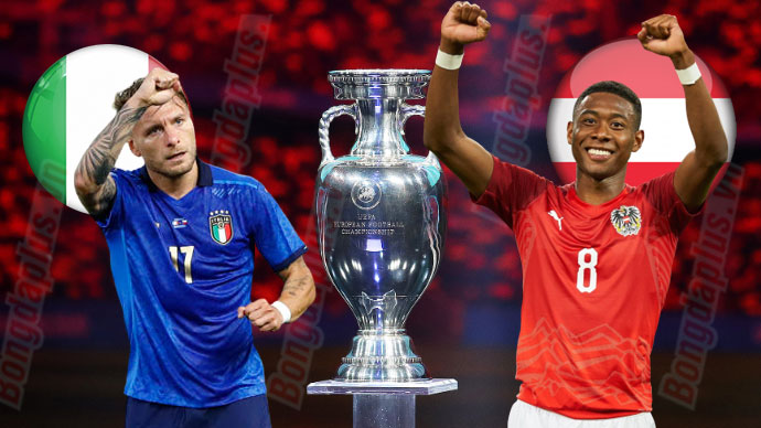 Nhận định bóng đá Italia vs Áo, 02h00 ngày 27/6: Làm quen với Wembley