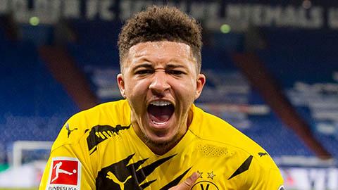 Man United đồng ý giá 77 triệu bảng mua Sancho