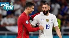 Điểm tin EURO 25/6: Nghi án Ronaldo 'chỉ đạo' Benzema đá ma giúp BĐN vào vòng 1/8