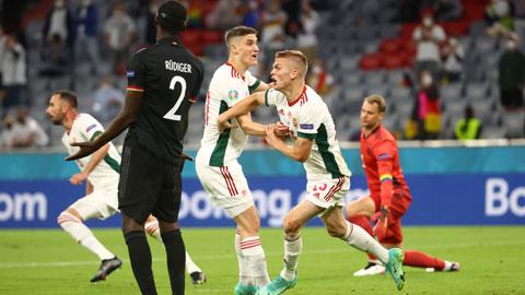 Bản hùng ca ĐT Hungary sẽ còn vang vọng