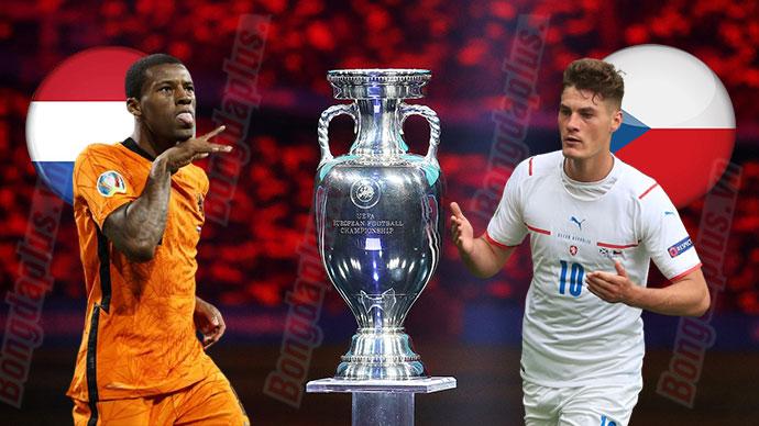 Nhận định bóng đá Hà Lan vs CH Czech, 23h00 ngày 27/6:  Cuốn phăng  Pha lê