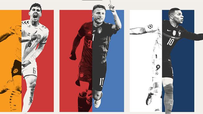 Các đội tuyển ở EURO 2020 có phong cách giống CLB nào?