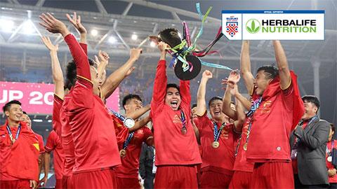Herbalife Việt Nam trở thành nhà tài trợ đồng hành của giải bóng đá vô địch Đông Nam Á AFF Suzuki Cup 2020