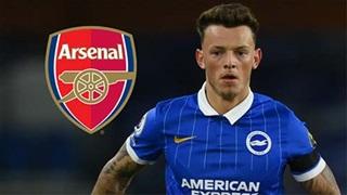 Arsenal sắp mua xong Ben White