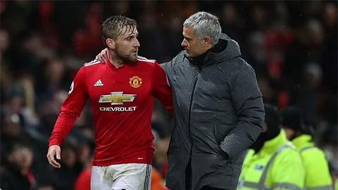 Tin giờ chót 25/6: Mourinho tiếp tục công kích Luke Shaw sau 4 năm