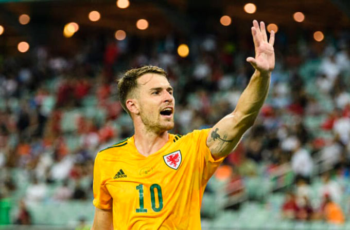 Ramsey có thể quay lại Arsenal nếu tiếp tục thi đấu tốt tại EURO 2020