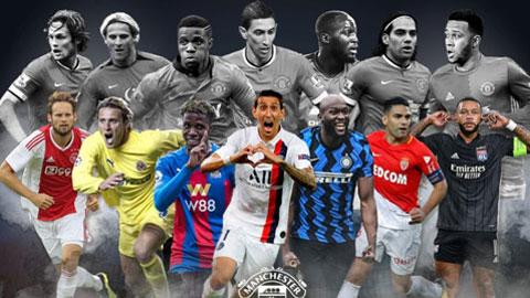 Depay, Lukaku & những ngôi sao thành công khi rời Man United